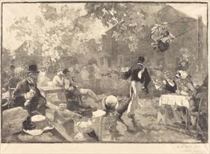 Au coq des bruyeres, 1888.