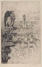 Le Stryge, 1893.