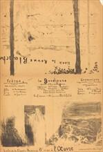 Frères; La Gardienne; Créanciers, 1894.