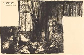 Les Soutiens de la société, 1896.