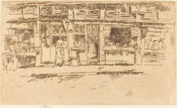 Rue de la Rochefoucault, 1893.