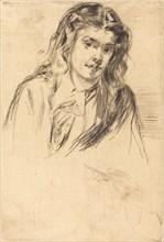 Fumette's Bent Head, 1859.