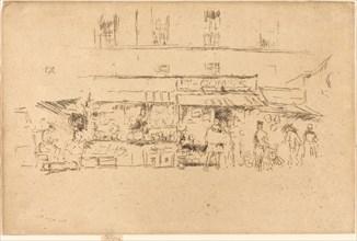 Quai de Montebello, 1893.