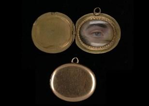 Eye of a Gentleman, ca. 1824.