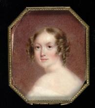 Antoinette Bates, ca. 1837.
