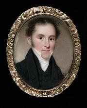 Portrait of a Gentleman, ca. 1825.