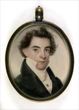 John Gadsby, Jr., ca. 1829.