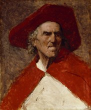 Homme au Chapeau Rouge.