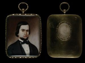 Portrait of a Gentleman, 1846.