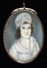 Mrs. William Boswell Lamb (Margaret Stuart Kerr), ca. 1795.