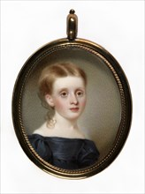Portrait of a Young Girl, ca. 1830.