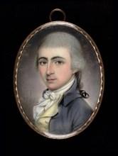 Portrait of a Gentleman, 1789.