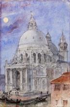 Santa Maria Della Salute, Venice, 1933.