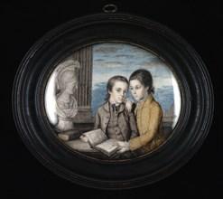 Matthias and Thomas Bordley, 1767.