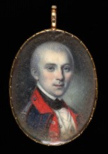 Capt. John Gassoway, ca. 1790.