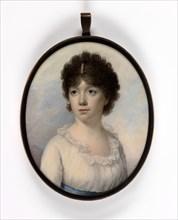 Mrs. Joseph Manigault (Charlotte Drayton), ca. 1801.