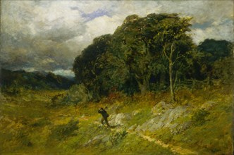 Approaching Storm, 1886.