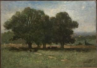 Landscape, 1899.