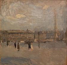 Place de la Concorde no. IV-A, ca. 1917.