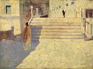 Femmes pres des Escaliers no. II, n.d.