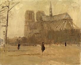 Notre Dame no. I, n.d.