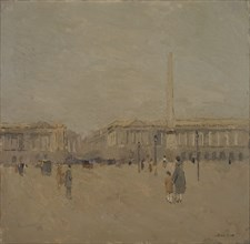 Place de la Concorde no. II, n.d.