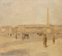 Place de la Concorde no. III, n.d.