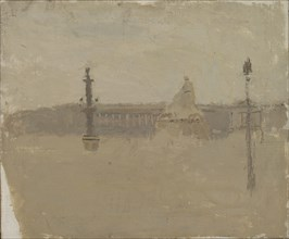 Place de la Concorde no. V, n.d.