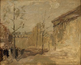 Place de la Madeleine no. II, n.d.