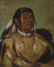 Sha-có-pay, The Six, Chief of the Plains Ojibwa, 1832.