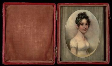 Mrs. John Middleton (Mary Burroughs), ca. 1840.