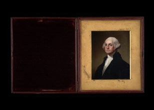 George Washington, ca. 1845.