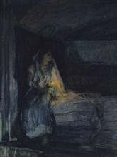 Mary, ca. 1914.
