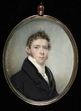 Mr. Bennett, of Revere Street, Boston, ca. 1820.
