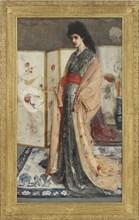 The Princess from the Land of Porcelain (La Princesse du pays de la porcelaine), 1863-1865.