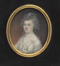 Elizabeth Depeyster Peale, 1795.