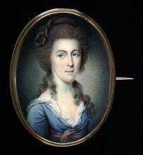 Susanne Correy, ca. 1790.