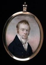 Portrait of a Gentleman, ca. 1805.