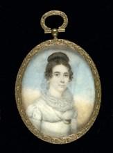 Catherine Douglas Dickson, ca. 1818.