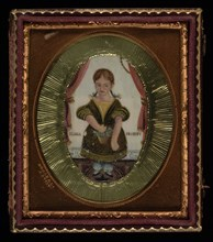 Eliza Osgood Peabody, Age 6, 1830.