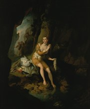 (Scene from Don Quixote), 1816.