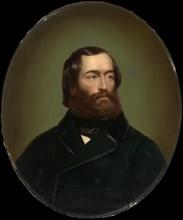 Elisha Kent Kane, 1857.