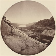 Donner Lake, California, c. 1860s.