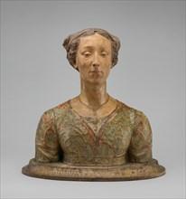"Portrait of a Lady, ""Giovanna Albizzi"", c. 1860."