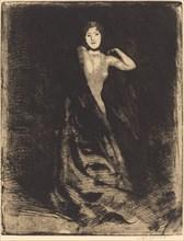 La Femme (frontispiece), c. 1886.