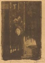 Woman with a Vase (La femme au vase), 1894.