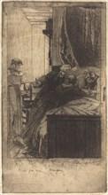 Sickness (La Maladie), 1884.