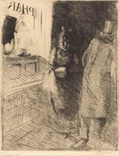 Prostitution (La Prostitution), c. 1886.