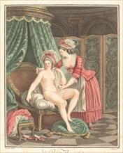 Le Bain. [The Bath].