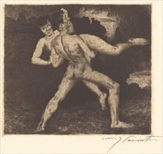 Entführung (Abduction), 1894.
